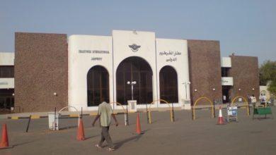 صورة عودة الرحلات بين مطار الخرطوم والمطارات والولايات عدا مطارين