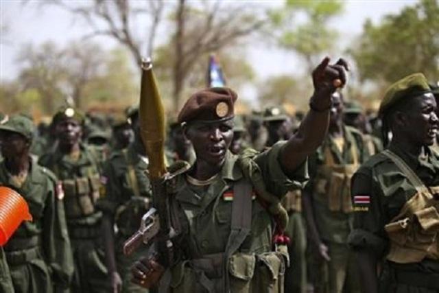 مجلس الأمن يعد تقريرا عن تدفق الأسلحة لجنوب السودان