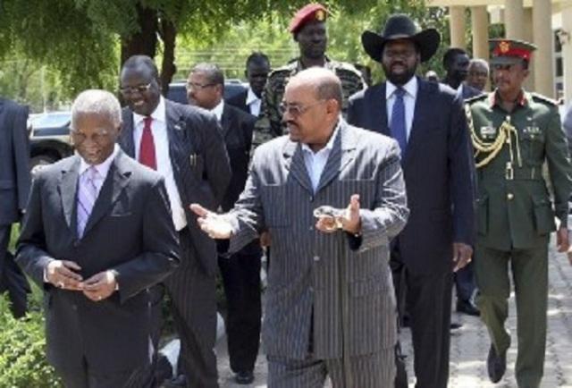 أمبيكي في الخرطوم لتحريك ملف مفاوضات اديس ابابا