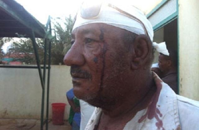 اعتداء على متطوعين بمناطق السيول بشرق النيل