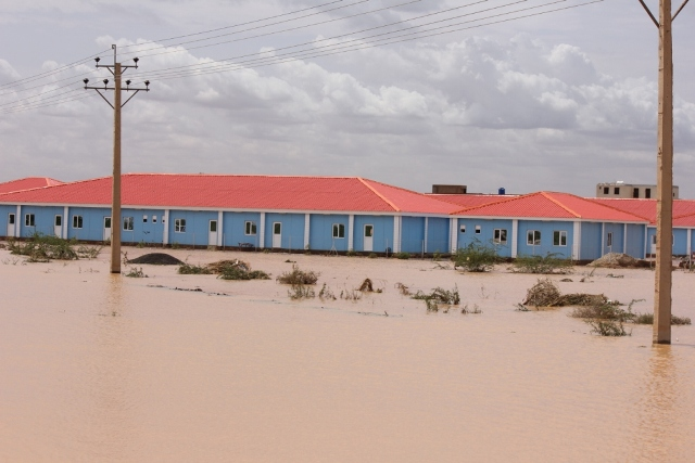 مناظر من الغرق فى شرق النيل …الجريف ، حي النصر ، المرابيع …