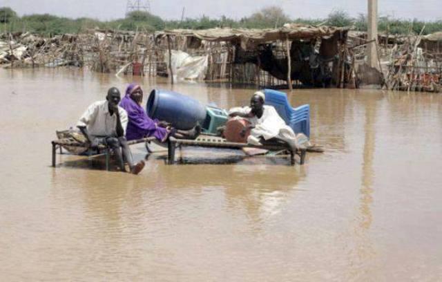 الارصاد الجوى تتوقع امطارا غزيرة اليوم وفيضانات كبيرة الايام القادمة
