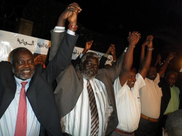 حركات دارفور تبلغ المجتمع الدولى التزامها بمنبر الجبهة الثورية وتمسكها بحل شامل لقضايا السودان