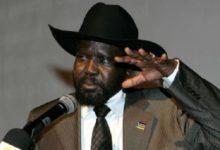 صورة جنوب السودان: سلفاكير يجري تعديلات في قيادتي الجيش والمخابرات