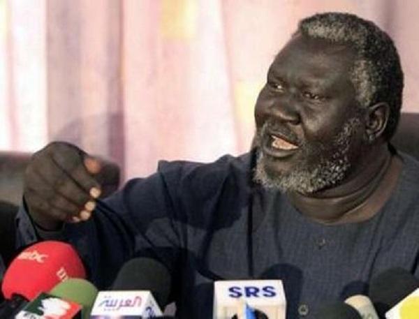 عقار يصف عزله بالانقلاب ويعترف بانقسام الجيش الشعبي في النيل الأزرق- نص البيان