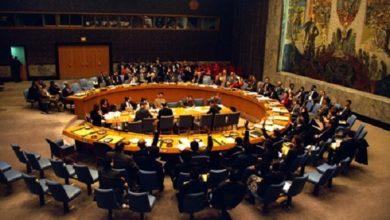 """صورة مجلس الأمن يدعو """"الحلو"""" و""""عبد الواحد"""" للإلتحاق بالسلام دون شروط"""