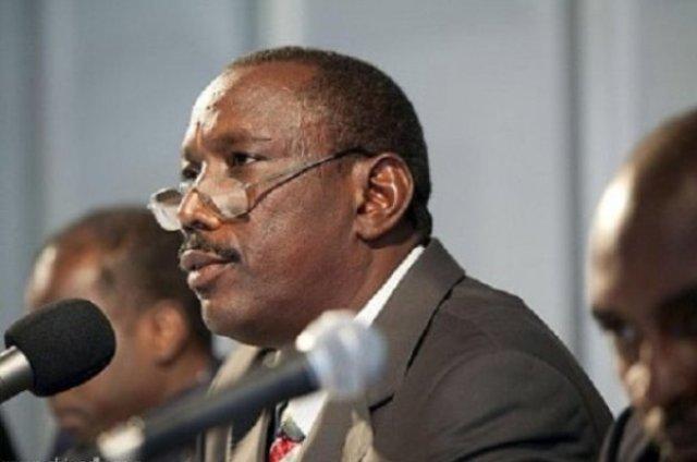 وزير الصحه السوداني إلى دولة الجنوب لتوقيع اتفاقيات بين البلدين