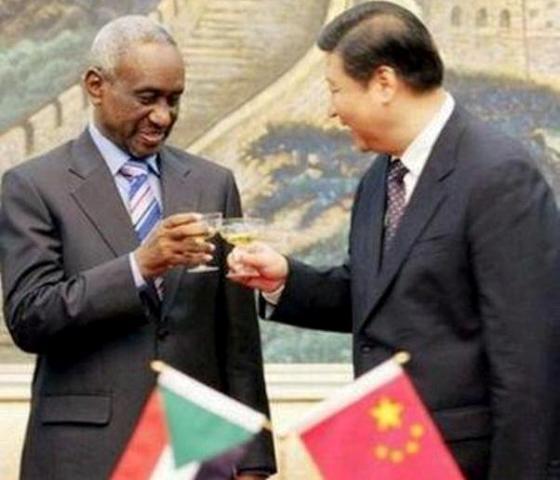 أعضاء بالمجلس الوطني : الصين ليست جمعية خيرية أو عربة مطافئ