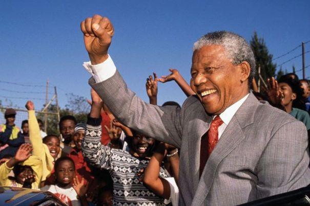 في ذكرى مانديلا