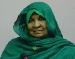 القيادية الإسلامية سعاد الفاتح : رجال يتزوجون بعضهم بواسطة ماذون في السودان