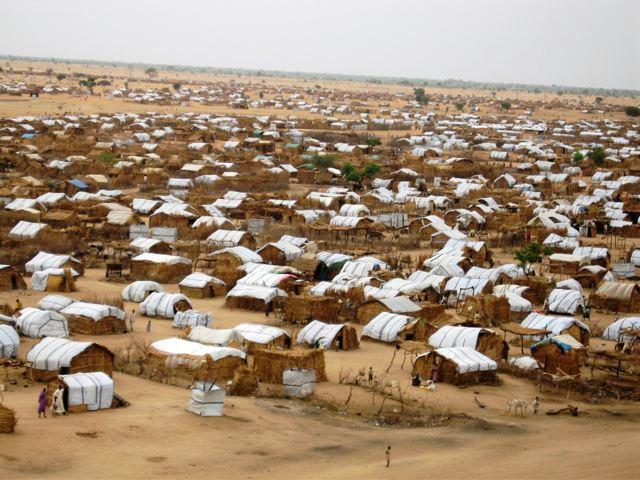 نازحو دارفور يطالبون بتغيير تفويض يوناميد للفصل السابع لحماية المدنيين وافراد البعثه الدولية