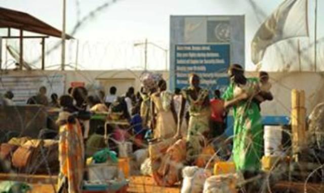 الأمم المتحدة تحذر من نفاد الإمدادات في قاعدتها بجنوب السودان