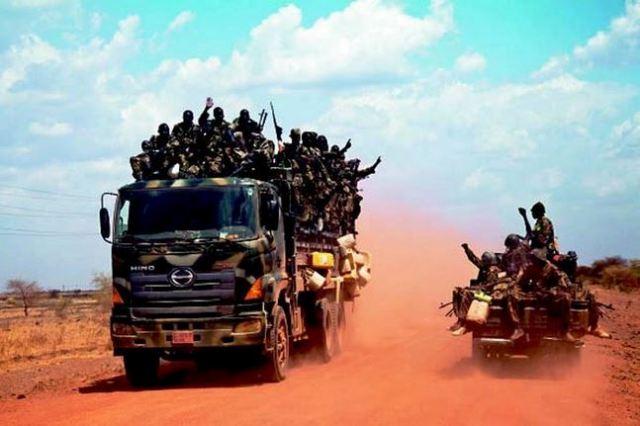 اوغندا تطلب من جنوب السودان إعفاء قواتها من المساءلة في حالة ارتكابها جرائم وتدفع بالمزيد من الجنود