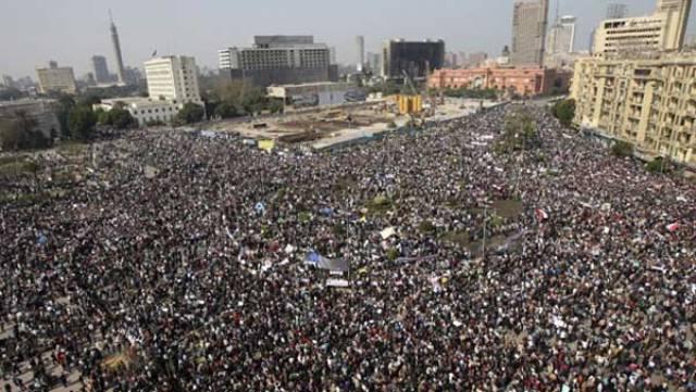 المصريون يصوِّتون اليوم علي الدستور