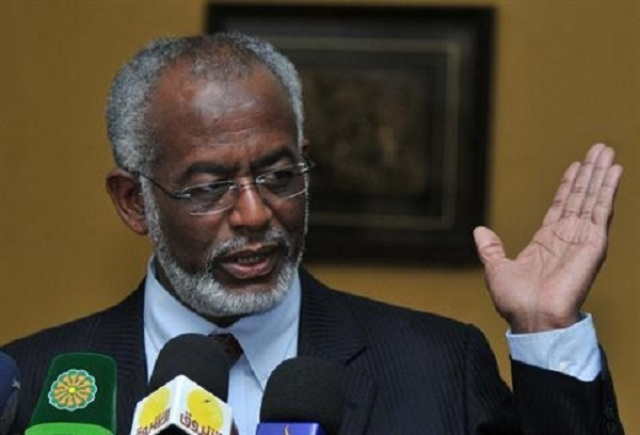 كرتي : الخرطوم مستعدة للتفاوض حول المنطقتين