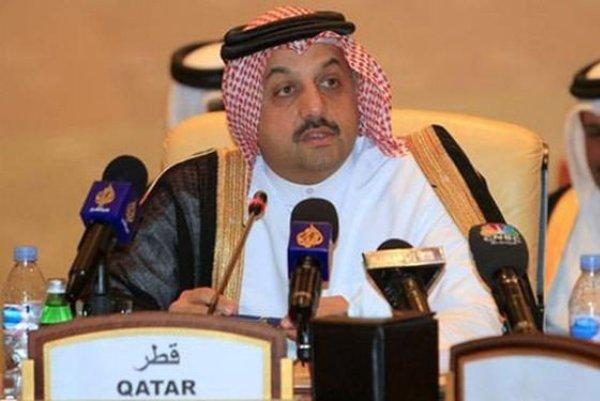 وزير الخارجية القطري: القرضاوي لا يعبر عن سياستنا