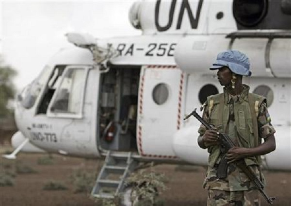 اليوناميد تبدي قلقها إزاء تأخر نشر قوات حفظ السلام ومنعها من الوصول الي بعض المناطق في دارفور