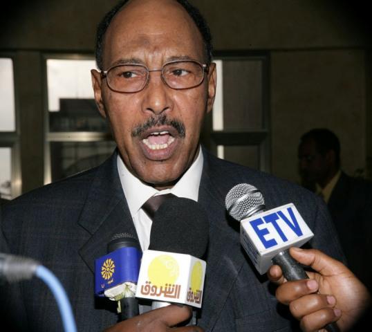 """تعليق مفاوضات أديس أبابا وعبد الرحيم يعلن التعبئة على القتال تحت شعار """" امسح اكسح"""""""