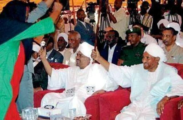 حزب الأمة  يكثف تحركاته لإقناع المعارضة بالحوار والثقة في المؤتمر الوطني