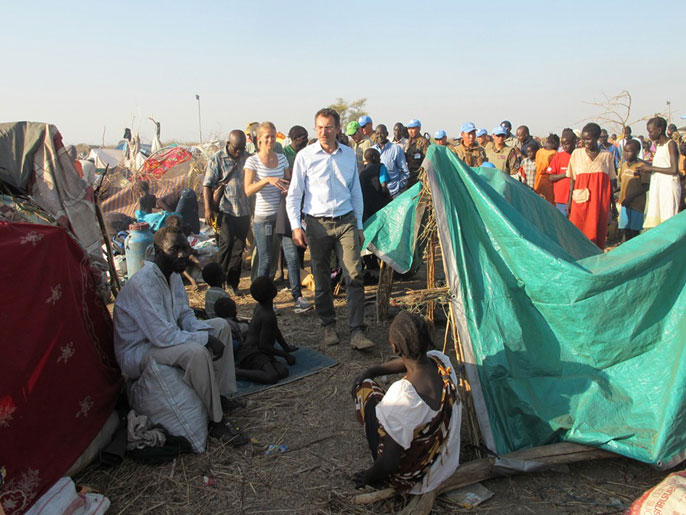 غرق 150 شخصا أثناء فرارهم من القتال في ملكال بجنوب السودان