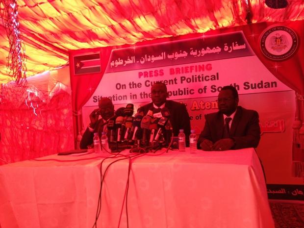حكومة جنوب السودان ترفض مقترح المعارضة بتشكيل حكومة انتقالية وتوافق علي استئناف التفاوض بدون شروط