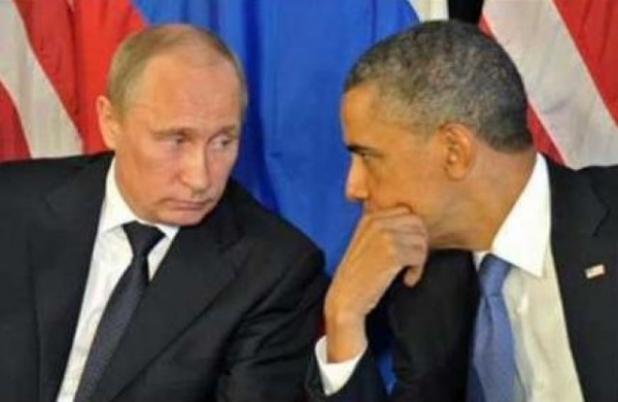 برلمان روسيا وافق علي التدخل العسكري في أوكرانيا وأوباما ينذر بوتين