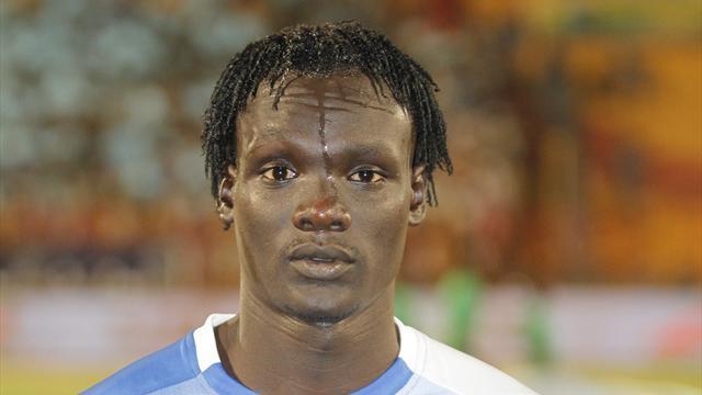لاعب جنوب السودان والهلال السوداني اتير توماس في طريقه للهلال السعودي