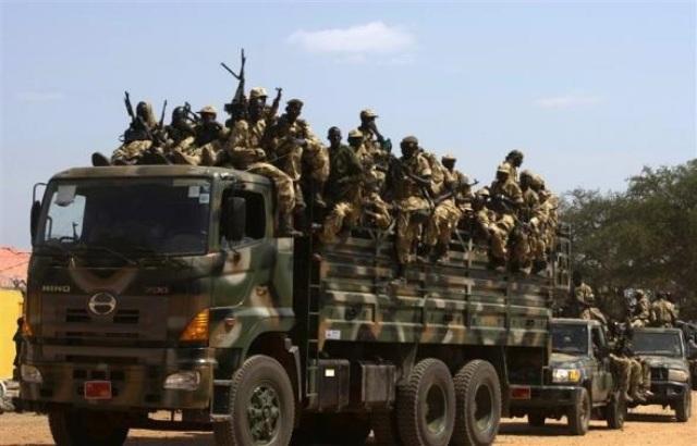 طرفا القتال بجنوب السودان يزعمان السيطرة على بلدة نفطية