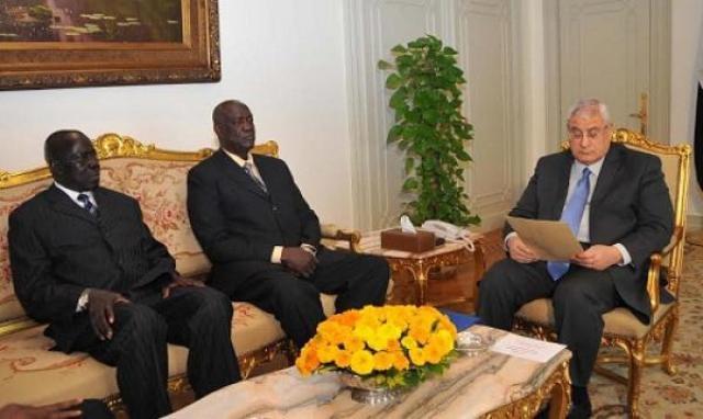 جنوب السودان يدعم عودة مصر للإتحاد الأفريقي