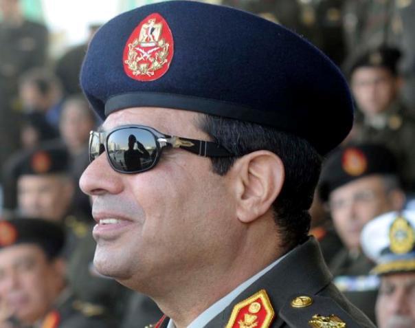 السيسي يودع المؤسسة العسكرية ويعلن ترشحه رسمياً للرئاسة