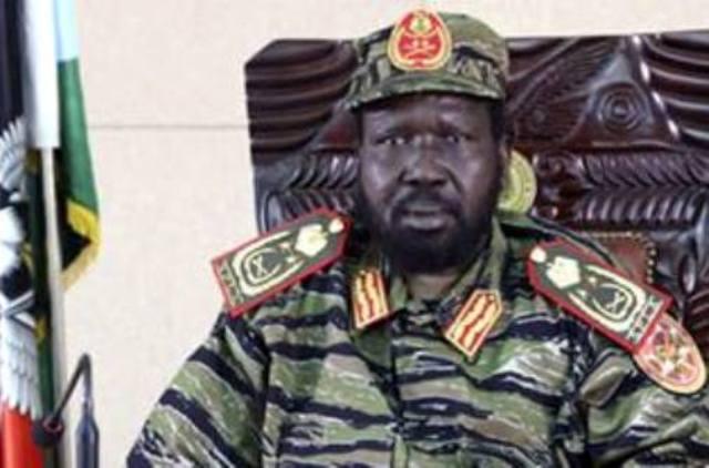 سلفا كير يجري تعديلات واسعة في قيادة الجيش الشعبي بعد الخسائر التي تلقاها من قبل المتمردين