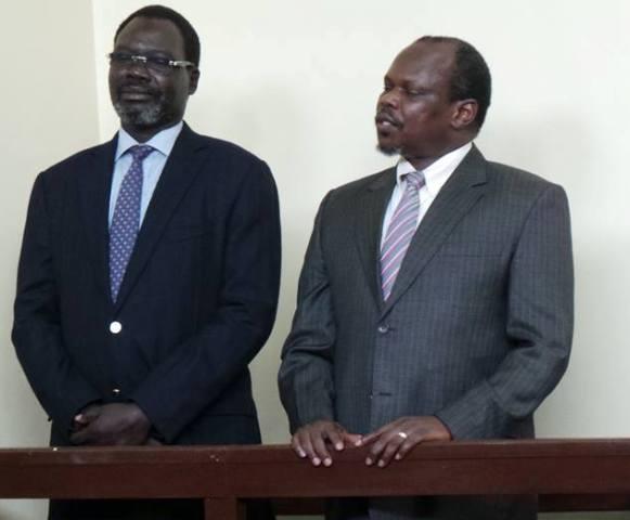 حكومة جنوب السودان تقرر إيقاف محاكمة المتهمين بالتورط في قلب نظام الحكم وتستنثي مشار