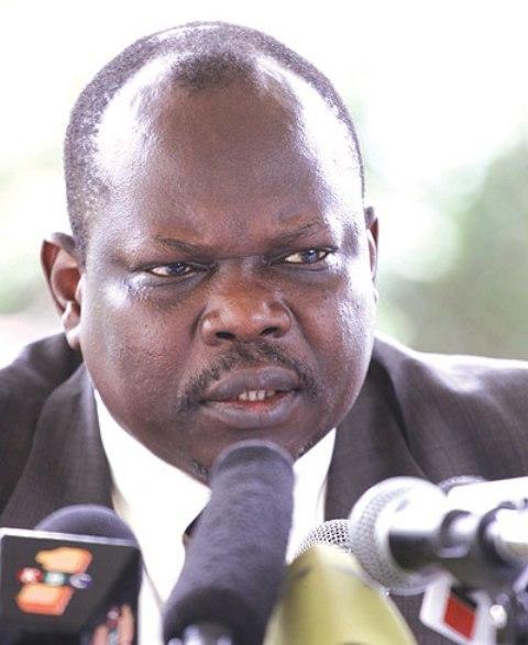 باقان أموم : الصراع على السلطة يدمر جنوب السودان