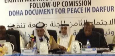 خلافات بين دول مجلس الأمن الدولي وقطر حول أولويات تنفيذ وثيقة الدوحة للسلام في دارفور