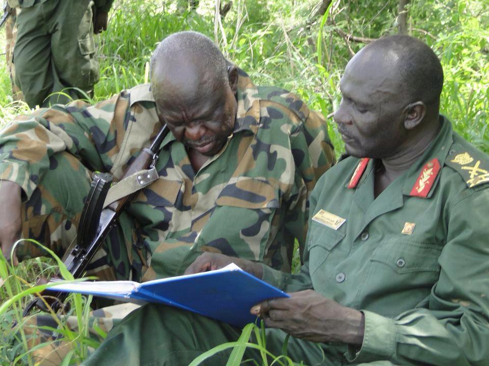 """قوات """" الجبهة الثورية السودانية"""" تعلن عن مقتل (15) جندياً حكومياً  في دارفور"""