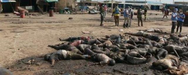 جوبا تعلن استرداد مدينة بانتيو من قوات رياك مشار