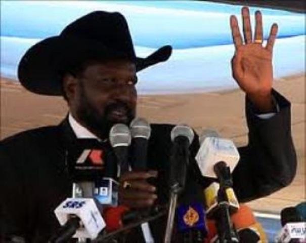 تأجيل مفاوضات فرقاء الجنوب وزعيم متمرد يصل جوبا