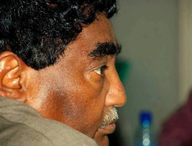 حزب المؤتمر السوداني يرفض مبادرة الشخصيات القومية لاطلاق سراح رئيسه