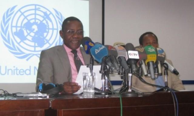 لجنة التضامن تسلم الخبير المستقل تقريرا شاملا عن اوضاع حقوق الانسان في السودان واحداث سبتمبر