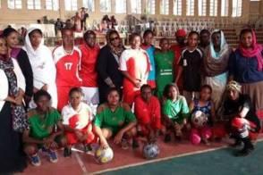 كرة القدم النسائية:العشق الممنوع