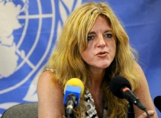 مبعوثة الأمم المتحدة  في جنوب السودان تطالب بالضغط لتشكيل حكومة وحدة انتقالية