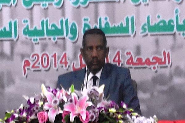 رئيس المجلس الوطني : لانعترف بكتلة اخري غير المؤتمر الوطني