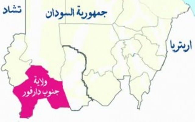 مقتل معتمد كتيلا بجنوب دارفور علي يد المليشيات