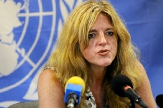 هيلدا جونسون تودِّع جوبا بهجوم شديد على قادة جنوب السودان