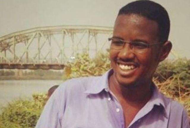 """اقتحام دار """" المؤتمر السوداني """" بالنهود واطلاق سراح محمد صلاح ورفاقه"""