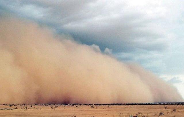 كبوشية تستغيث بالمركز بسبب العواصف الترابية: وفيات وانهيار منازل ومدارس