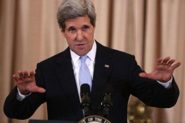 الأمن المصري يفتش وزير الخارجية الأمريكي تفتفيشاً شخصياً في القاهرة قبل لقاء السيسي