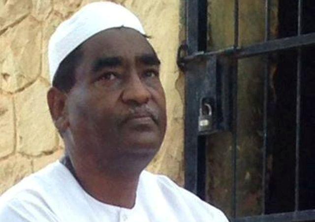 نقل إبراهيم الشيخ من معتقله بالنهود للعلاج بالخرطوم