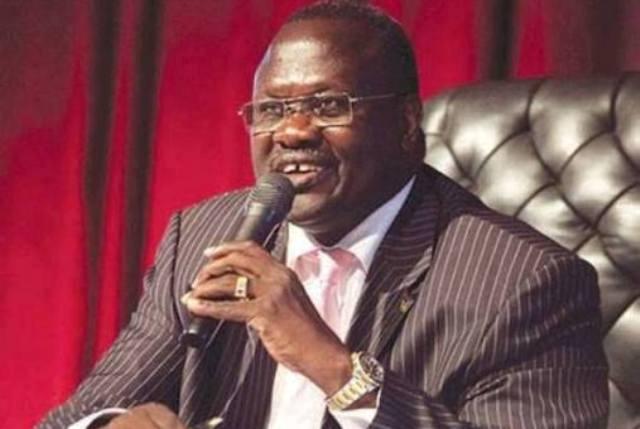 مشار من الخرطوم : طلبت من البشير رئيس (السودان الكبير) لعب دور اكبر لوقف الحرب في جنوب السودان