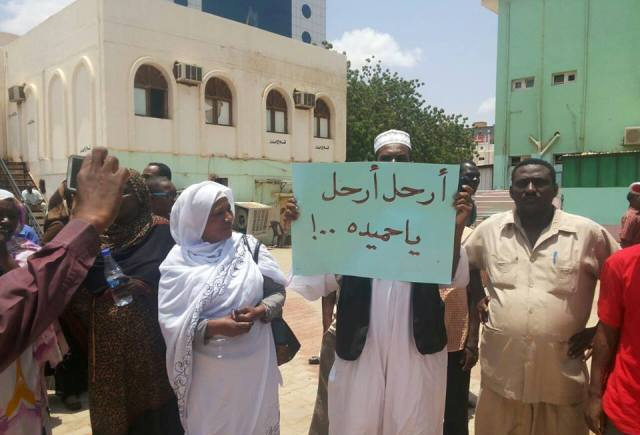 حميدة : المتمسكون ببقاء مستشفى الخرطوم أصحاب مصالح شخصية